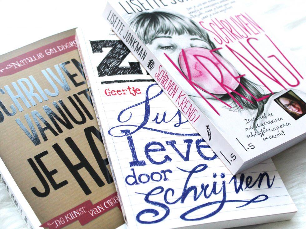 boeken voor hulp bij creatief schrijven