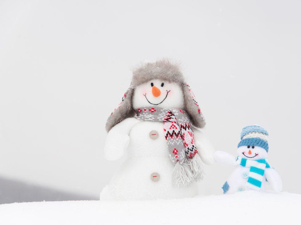 vrolijker in de winter