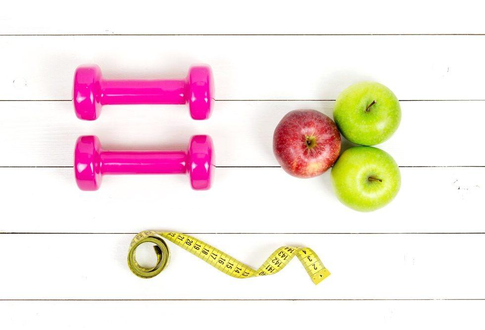 gezond, fit en slanker lichaam